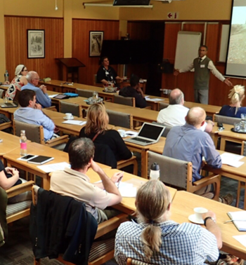 Sustainability Research Unit's second Research Associate's Symposium highlights new challenges