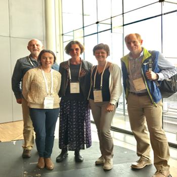 Sustainability Research Unit members contribute to Resilience 2017 conference in Stockholm