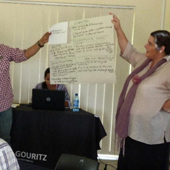 SRU facilitates dialogues about the future of the Breede-Gouritz catchments and their people